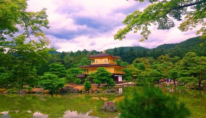 Kyoto-Golden Pavilion