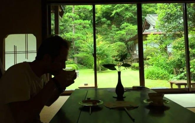 Japonya'da Sıradan Bir Restoran