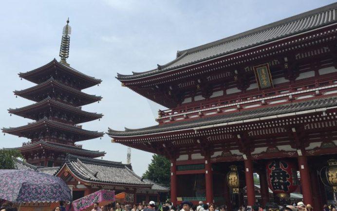 Tokyo-Senso ji Tapınağı