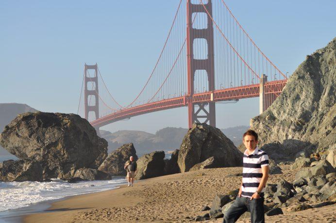 Öğrencilik Yıllarımın İlk Ülkesi ABD-San Francisco