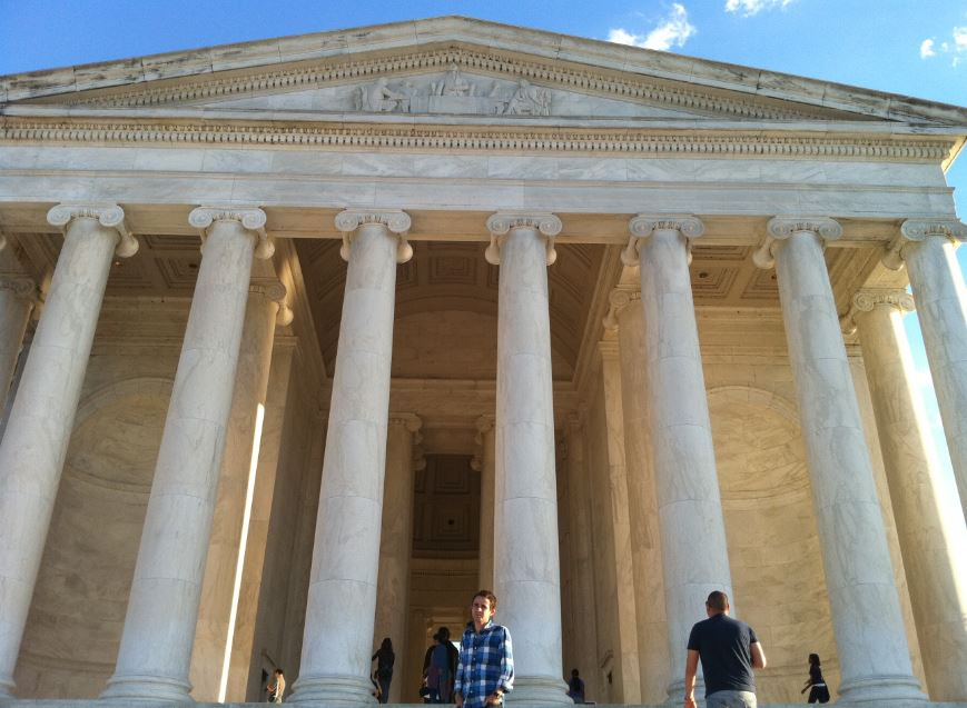Thomas Jefferson Memorial (Jefferson Anıtı)