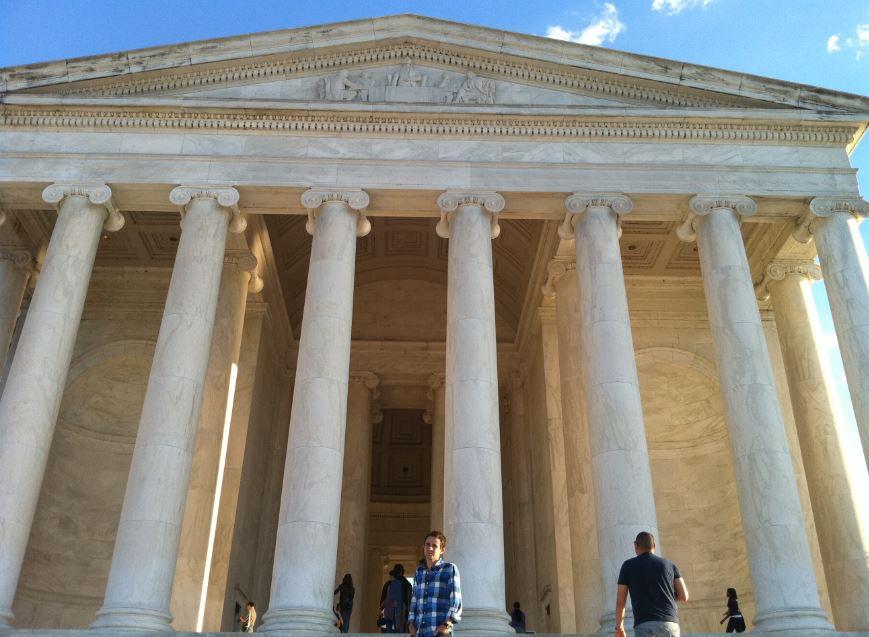Thomas Jefferson Memorial (Jefferson Anıtı)