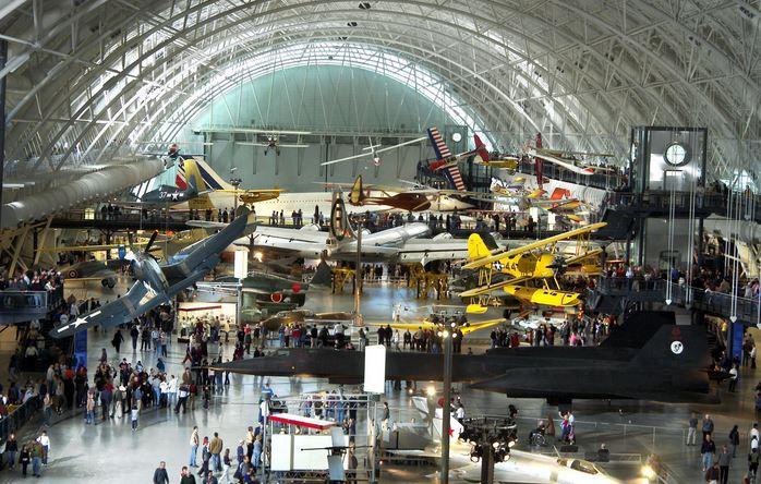 National Air and Space Museum (Ulusal Hava ve Uzay Müzesi)