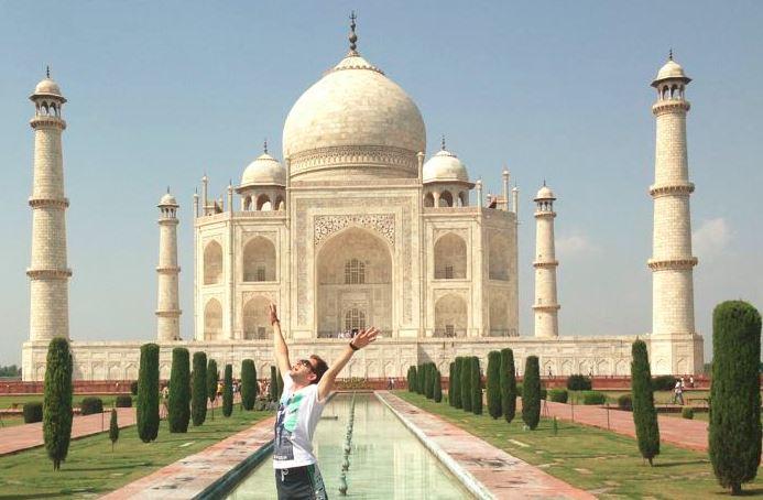 Taj Mahal-Hindistan