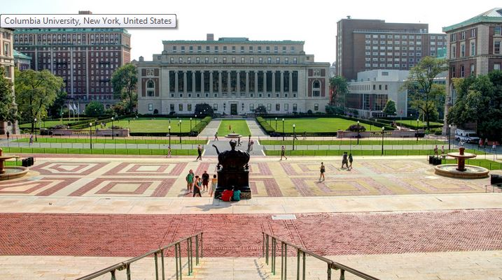 Colombia Üniversitesi