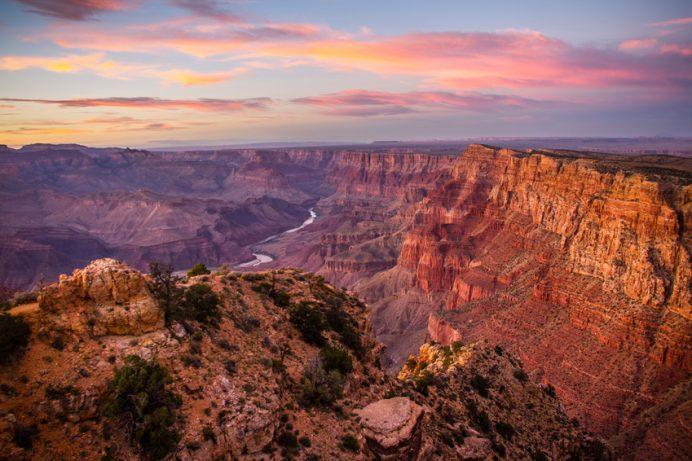 Grand Canyon-Büyük Kanyon