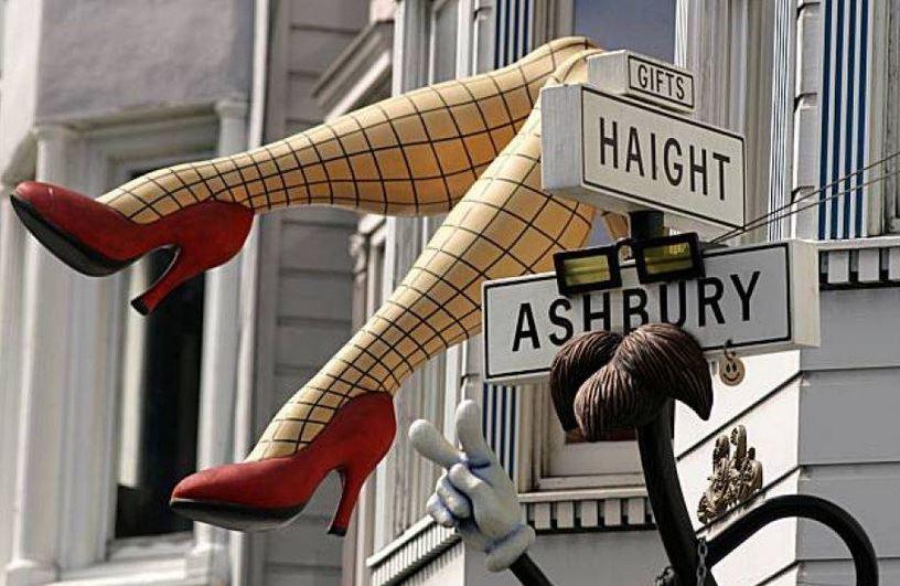 Haight-Ashbury Bölgesi