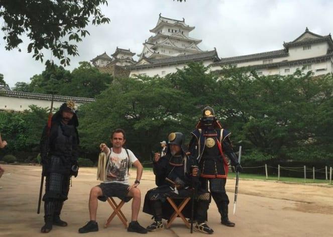 Japonya-Himeji
