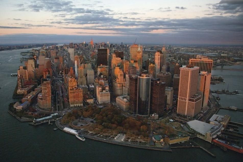New York-Manhattan Manzarası