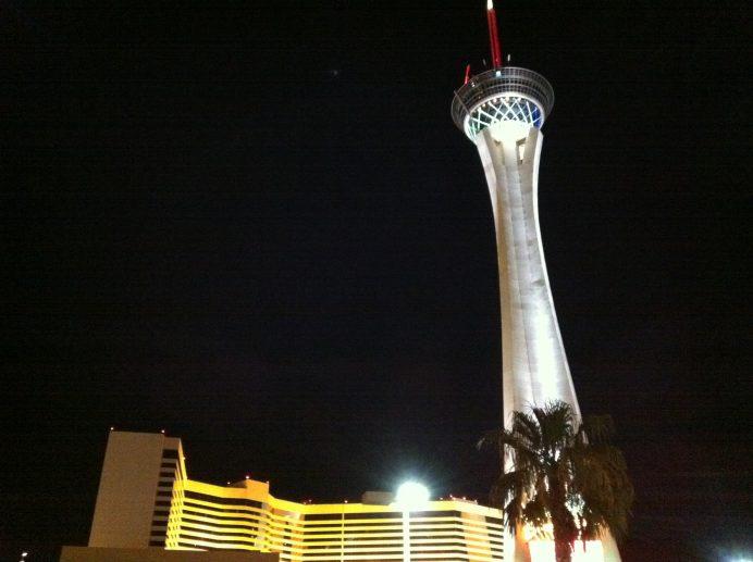 Las Vegas-Konakladığımız Otelimiz