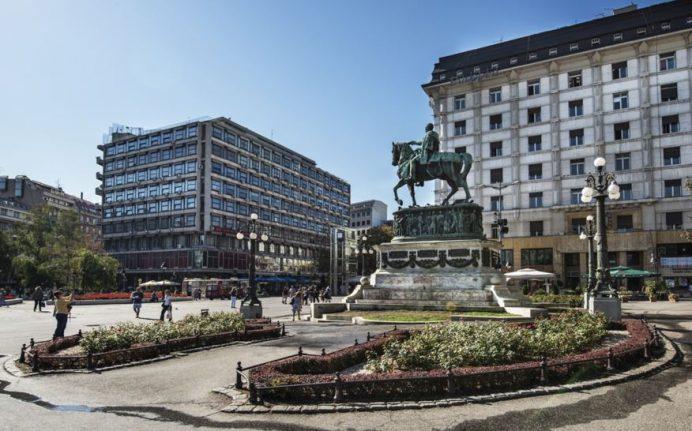Özgürlük Meydanı- Belgrad
