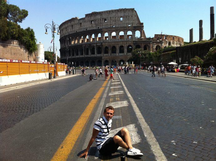 Roma-İtalya