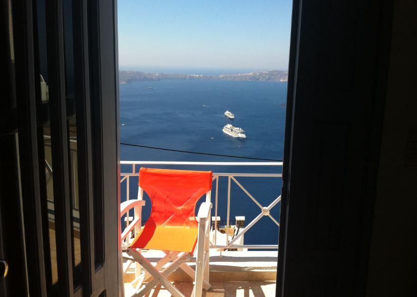 Santorini_Otelin_Manzarası