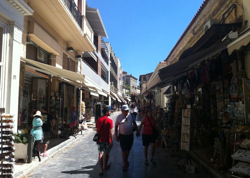 Plaka Sokakları