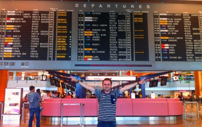 Singapur-Changi Havalimanı