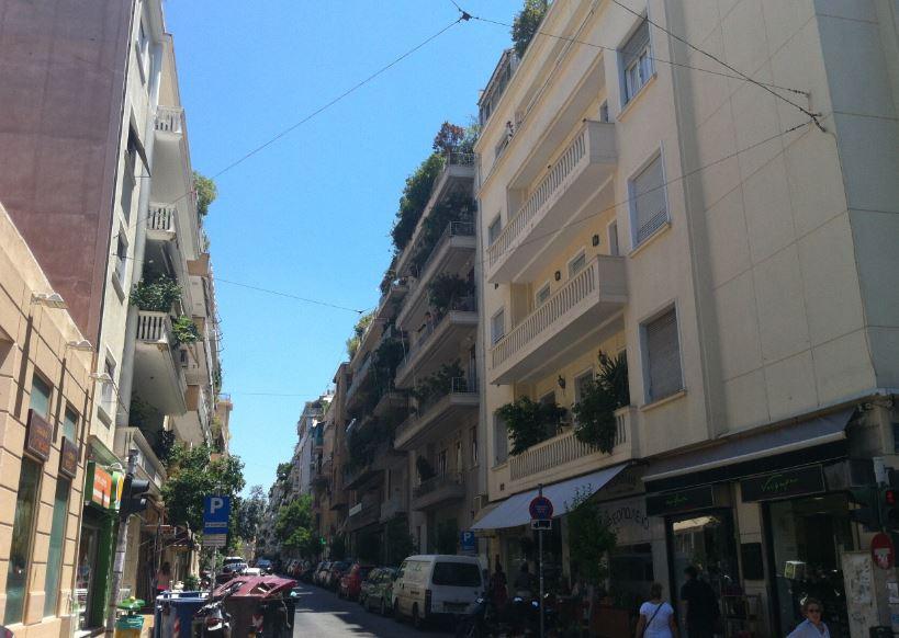 Atina_Sokakları