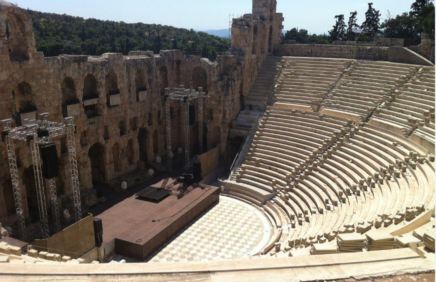 Herodes Atticus Tiyatrosu