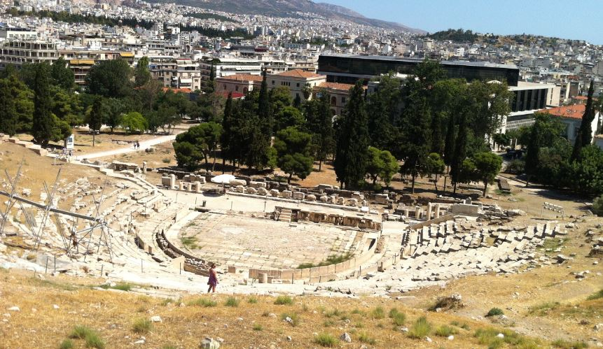 Dionysos_Tiyatrosu