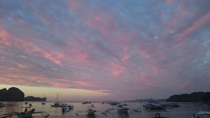 Akşamüzeri Muhteşem Günbatımı