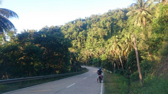 El Nido Yol Manzaraları