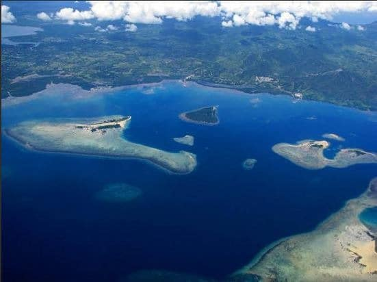 Honda Bay'de Bulunan Adalar