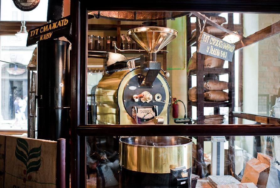 Lviv Coffee Mining