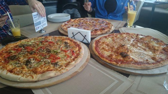 Calenteno Pizzacısı