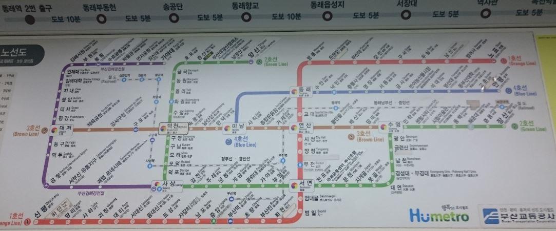 Busan Metro Hattı