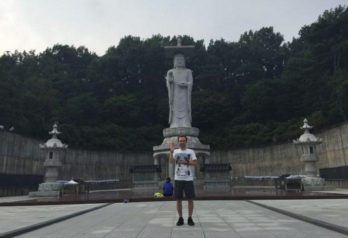 Bongeunsa-Seul