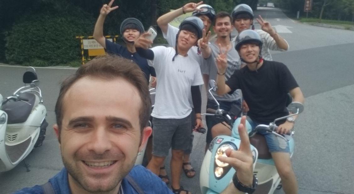 Güney Kore'nin Dost Canlısı İnsanları
