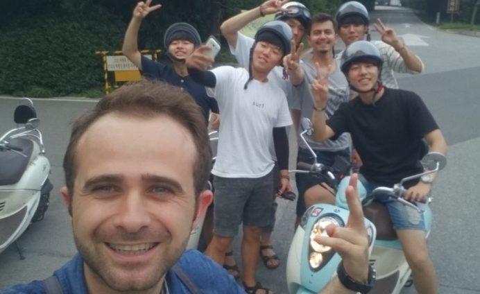 Güney Kore'li Kardeşlerimiz
