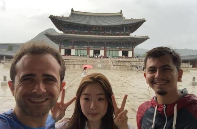Klasik Bir Güney Kore Kadını