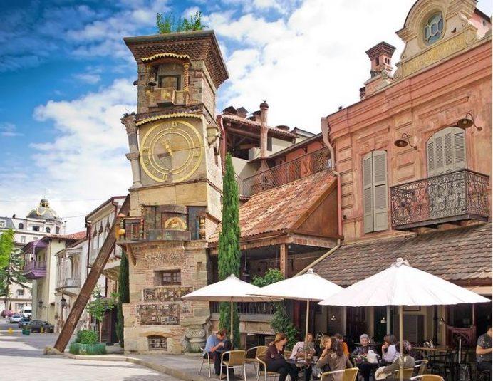 Tiflis-Gürcistan