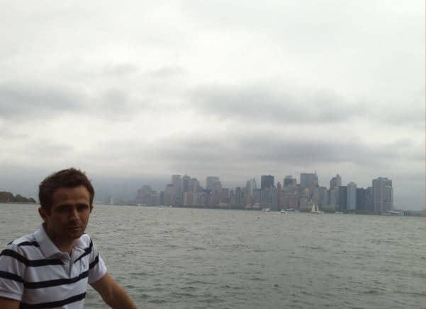 New York-ABD (Apaçilik dönemlerimizden )