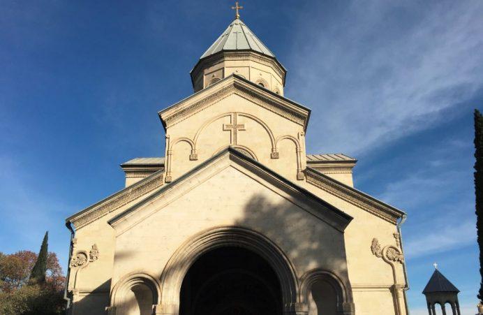 Kachueti Church-Kashveti Kilisesi