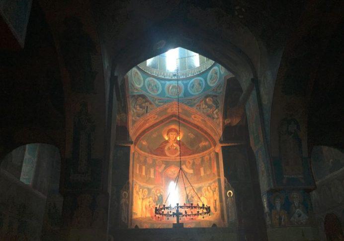Tiflis'deki Kiliseler