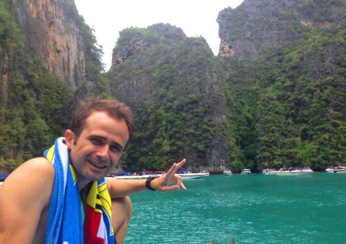 Phi Phi Adası-Tayland