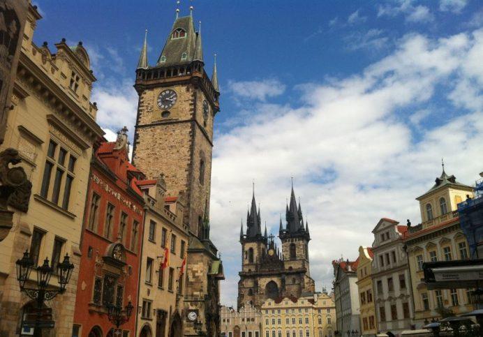 Prag-Çek Cumhuriyeti