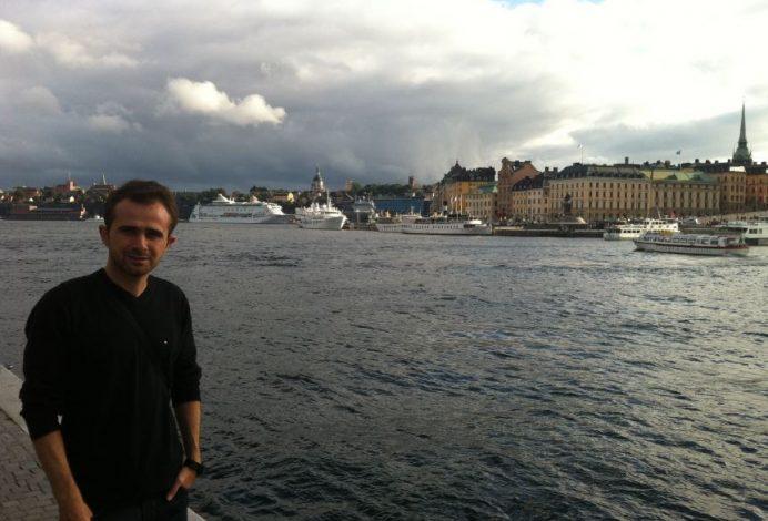 Stockholm-İsveç