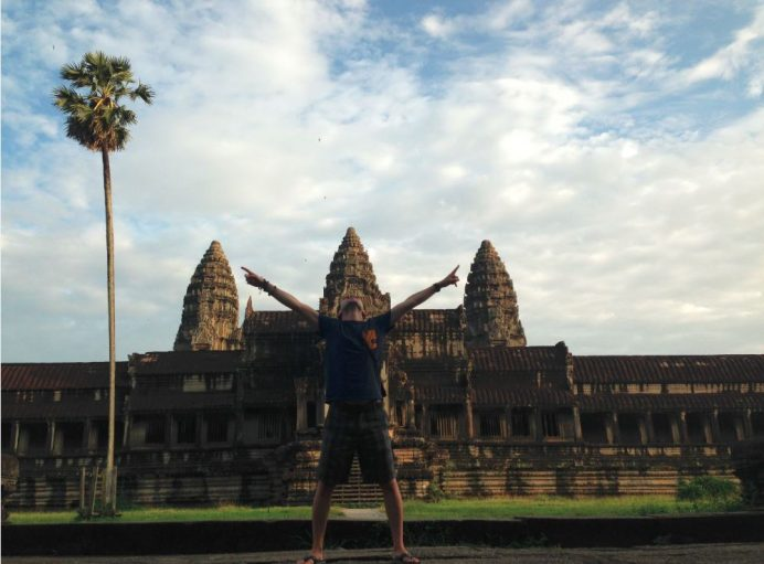 Siem Reap-Kamboçya