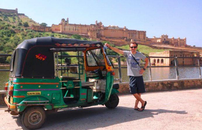 Vazgeçilmezim Tuktuk-Jaipur