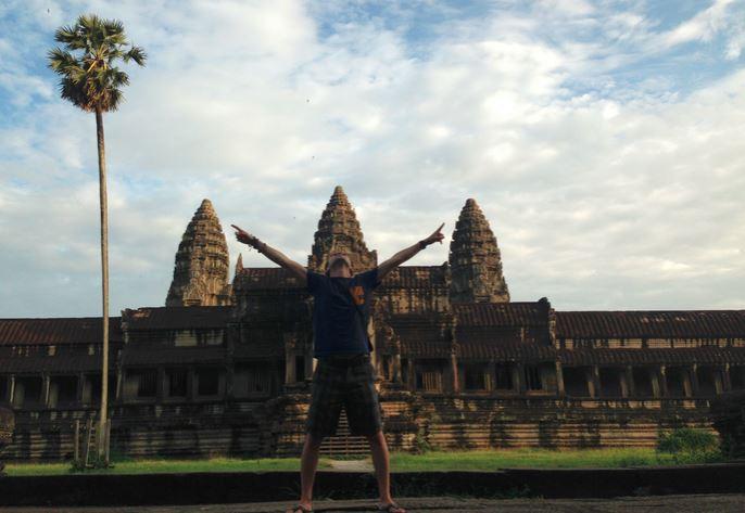 Siem Reap (Angkor Wat)-Kamboçya