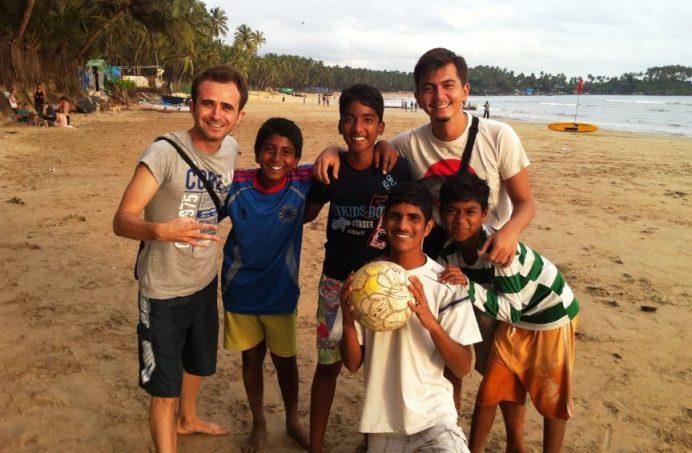 Goa-Hindistan (En Mutlu Olduğum Anlardan )