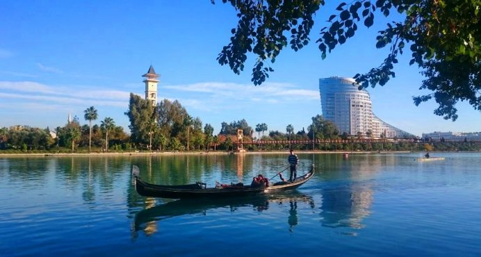 Seyhan Nehri-Adana