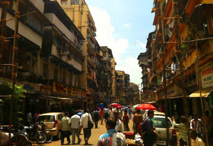 Mumbai-Sokakları