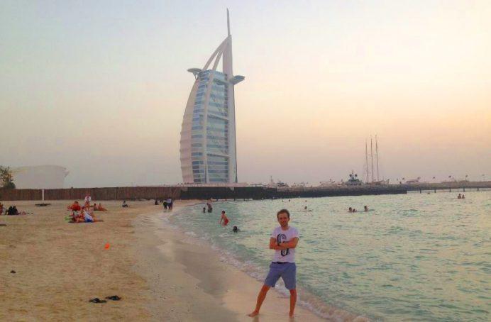 Dubai-Birleşik Arap Emirlikleri