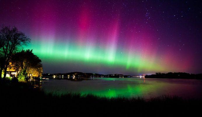 Aura-Kuzey Işıkları