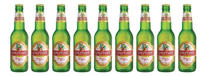 Kingsfisher Birası En Meşhuru