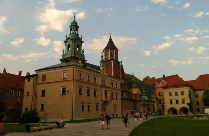 Krakow-Polonya