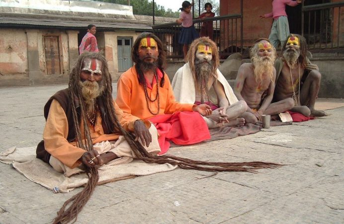 Sadular-Hindistan